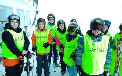INICIACIÓN ESQUÍ | Disfrutando de la nieve en Valdezcary