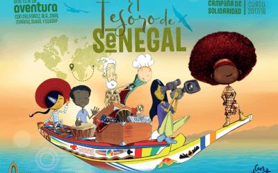 CAMPAÑA SOLIDARIA| El tesoro de Senegal