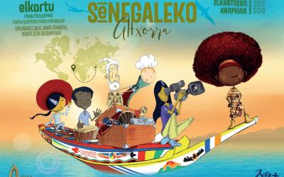 ELKARTASUN  KANPAINA|  Senegaleko  altxorra