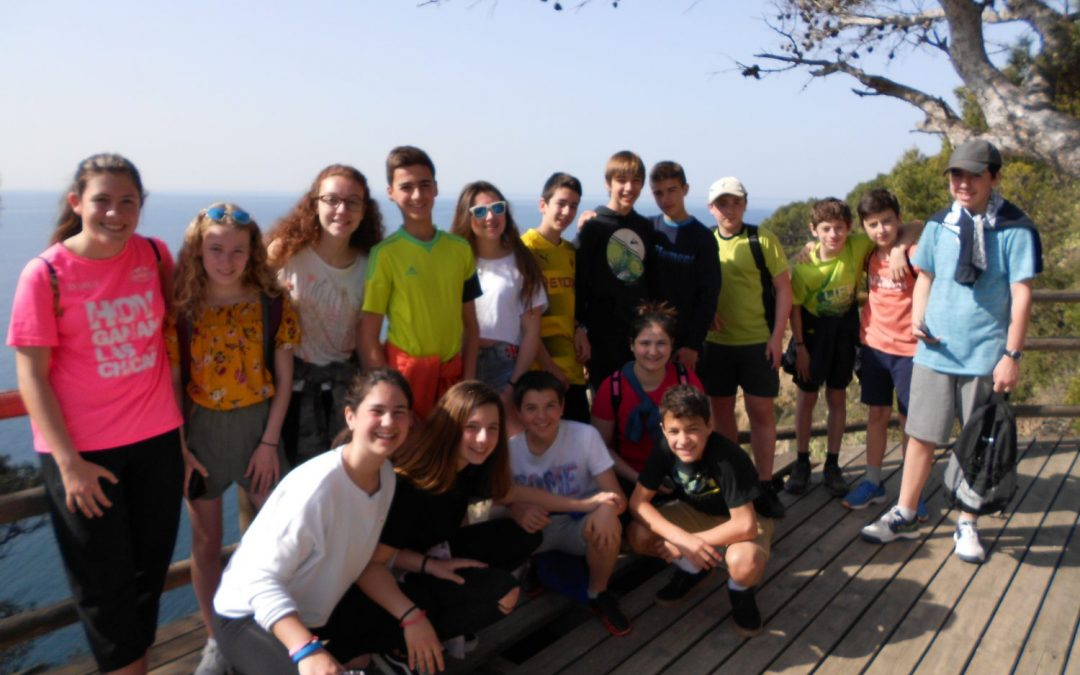 2º ESO | English week in Tossa