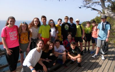 2º ESO | English week in Tossa