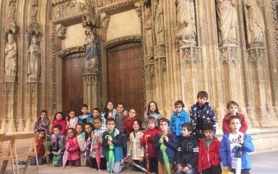 1º EPO | Descubriendo tesoros de nuestra ciudad