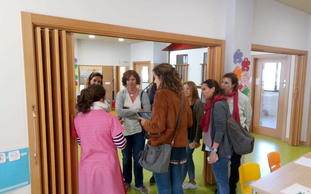 SUMA Y SIGUE | Nuestras compañeras catalanas nos visitan