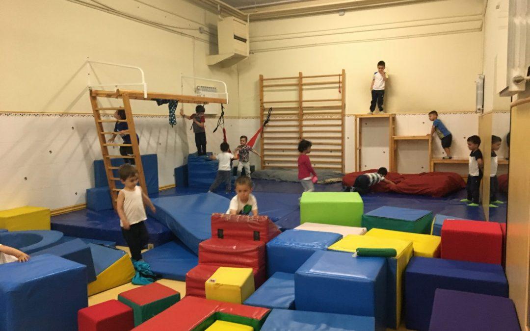 PSICOMOTRICIDAD | Creciendo a saltos