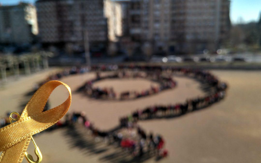DÍA INTERNACIONAL DEL CÁNCER INFANTIL | ¡Estamos con vosotros/as!