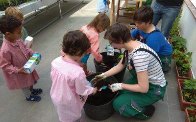 IKERTU MIKERTU | Aprender a cuidar