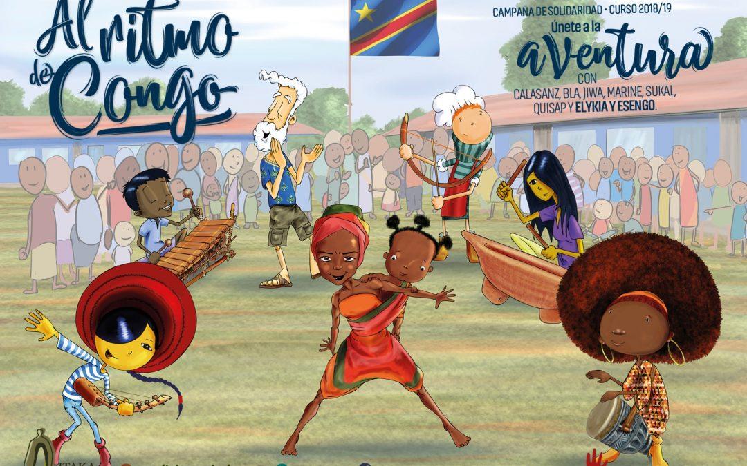 #KongokoErritmora | Mila esker