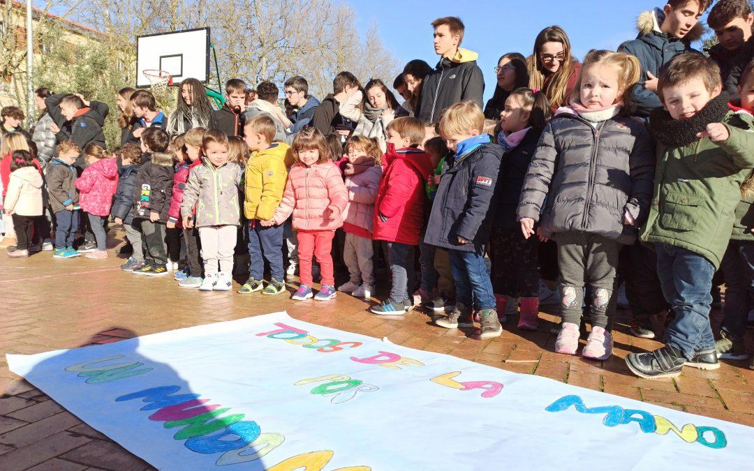 PAZ 2020 | Celebramos el acto por la PAZ en Judimendi